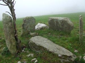 03.08.2007 Lettergorman stone circle